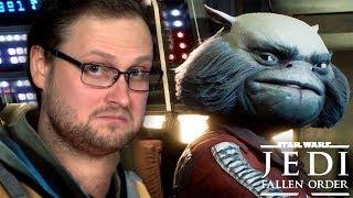 НОВАЯ ПЛАНЕТА ► Star Wars Jedi: Fallen Order #3