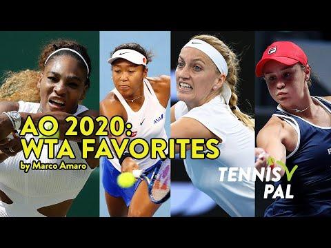 Australian Open 2020 Predictions:  Women's Seeds