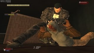 The Punisher (PC) - Intro & Mission #1 - Crack House(The Punisher (Game) - Intro & Mission #1 - Crack House, recorded in high definition. The Punisher Playlist: ..., 2014-04-13T12:35:41.000Z)