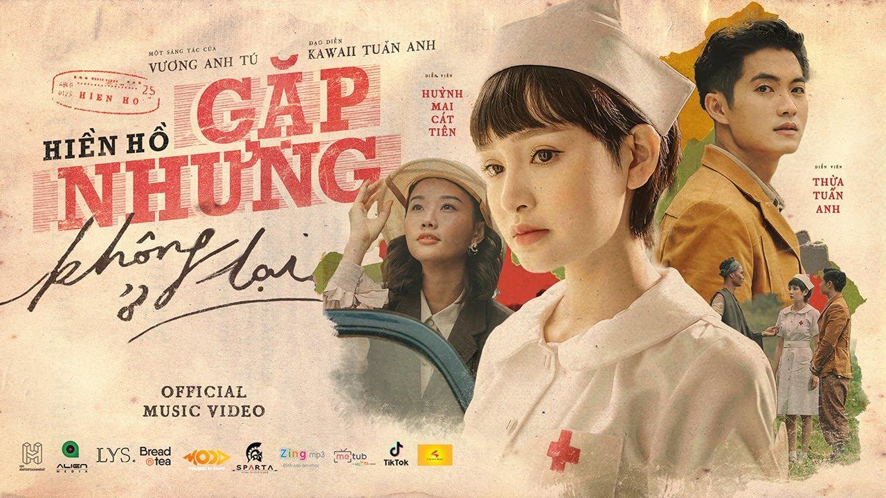 Gặp Nhưng Không Ở Lại - Hiền Hồ Ft. Vương Anh Tú   Official Music Video - download from YouTube for free