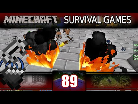 Minecraft - Survival Games - FNS ТАКТИКИ! (Minecraft PVP)