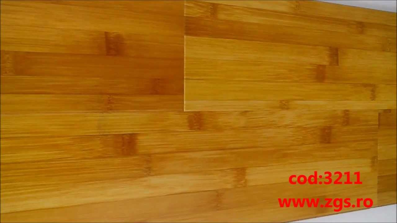 Parchet Laminat Bambus 12 Mm 3211 Youtube