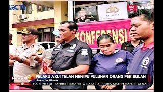 Polsek Koja Tangkap Ibu & Anak Jual Buku Nikah Palsu Seharga Rp400 Ribu - SIP 15/11