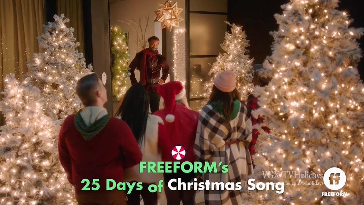 Freeform - 25 Days Of Christmas 2020 Commercial Freeform HD 25 Days of Christmas Adverts 2019   YouTube
