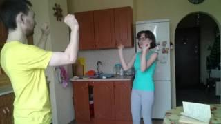 05.04.2016 Утренняя гимнастика +упражнения для глаз