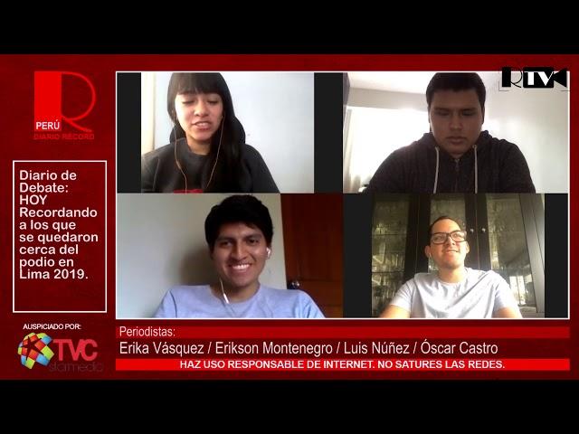 #RécordTV | Recordando a los protagonistas de Lima 2019 que quedaron cerca al podio