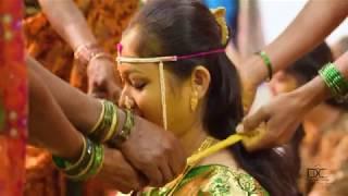 गोऱ्या गोऱ्या गालावरी | Gorya Gorya Galavari | Rupali | Marathi Cinematic Haldi 2018