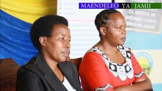 Mwanzo  Wizara ya Afya Maendeleo ya Jamii Jinsia Wazee Watoto