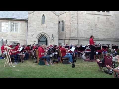 Abilene Community Band's July 4th Concert 2016