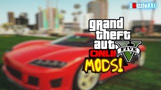 GTA 5 PC: How To Install MODS! (GTA V PC Mods Gameplay)