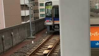 南海線 堺駅