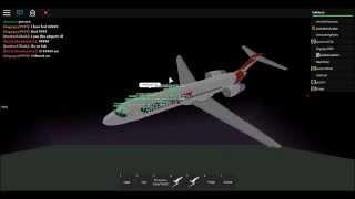 Roblox Qantaslink 717 Flug (Teil2)