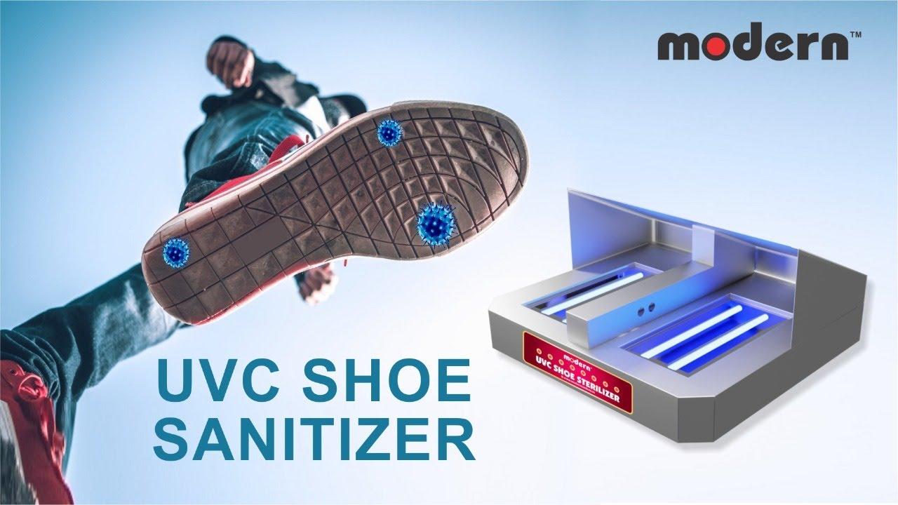 How Shoe Sanitizer Machine works?