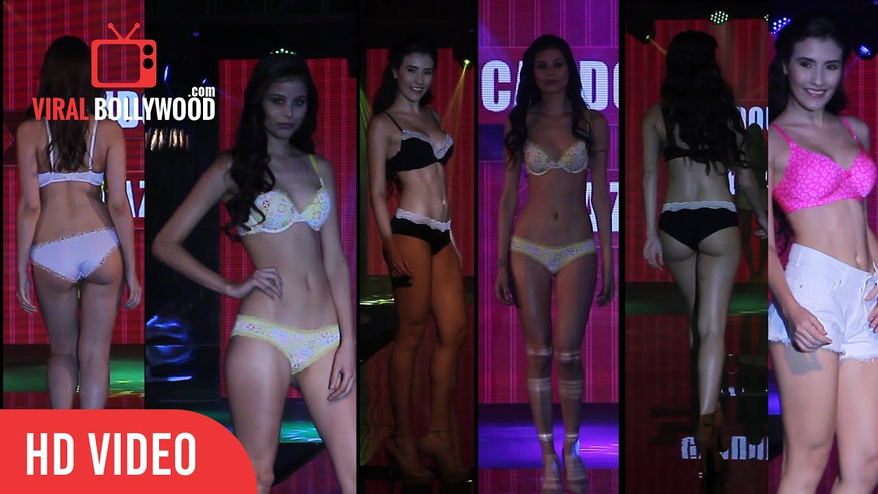 Sizzling Hot And Sexy Model Ramp Walk | Very Hot 18+ | Glamourous Fashion Show