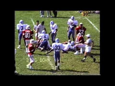 1991 Freeport Football Vs Hempstead L14 - 0 Week 1