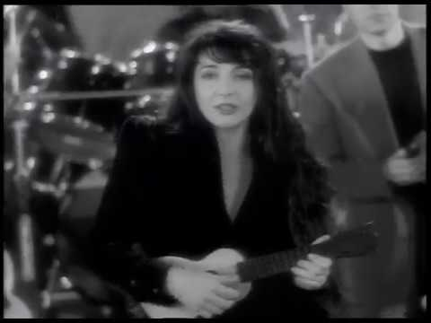 Kate Bush - Rocket Man - Official Music Video