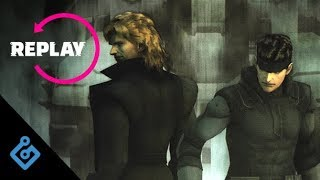 Replay - Metal Gear Solid: The Twin Snakes