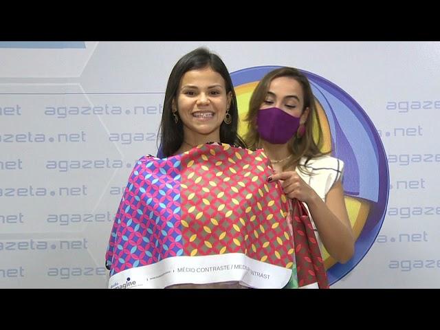 Entrevista com Thayana Zanoni para o site Agazeta.net