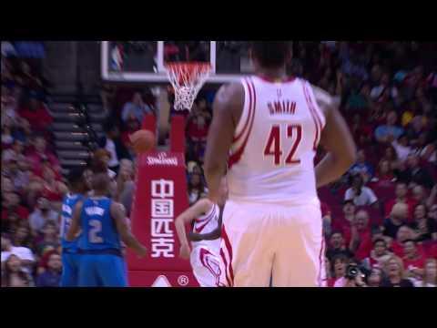 Houston Rockets Rookie Sam Dekker Throws One Down!