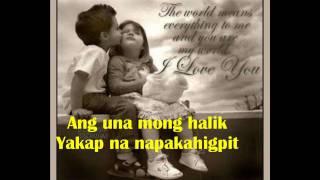 Pag-ibig - Kitchie Nadal with Lyrics...