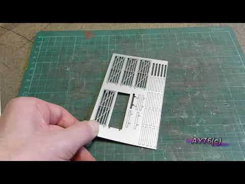 Building A Model Railway – Scenics (Field Gates)