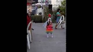 A baby unicorn dancing - Funny Baby Videos