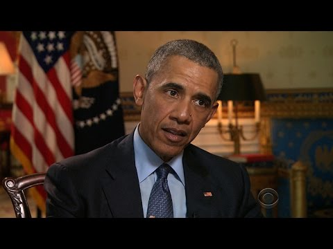 President Obama on U.S. troops in Iraq, classified 9/11 report pages