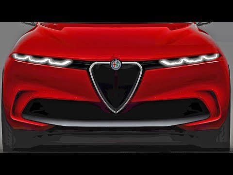 ALFA ROMEO TONALE – Next-Gen Alfa SUV – Awesome Design!