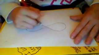 How to Draw an Infinity Sign