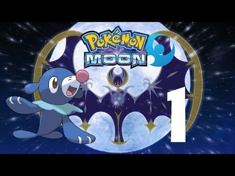 Pokémon Moon 1- BUBBLES!