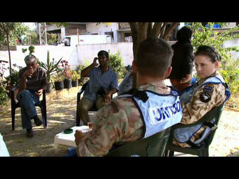 Swiss military observers in Lebanon