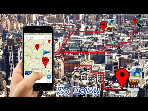 Track And Find Your Lost Mobile phone On Google Map 🔀 NEW TECHNOLOGY