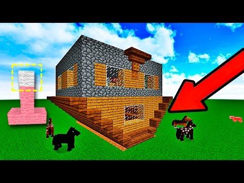ТОЛЬКО 99% ЛЮДЕЙ МОГУТ ПОНЯТЬ ЭТОТ ПЕРЕВЕРНУТЫЙ ТРОЛЛИНГ В МАЙНКРАФТЕ! ТРОЛЛИНГ В MINECRAFT - Видео из Майнкрафт (Minecraft)