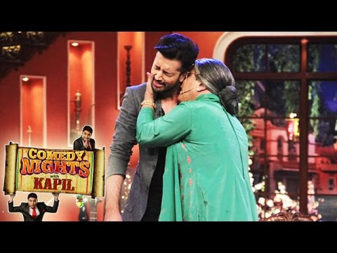 Atif Aslam Adds Musical Tadka To The Show - Comedy Nights With Kapil