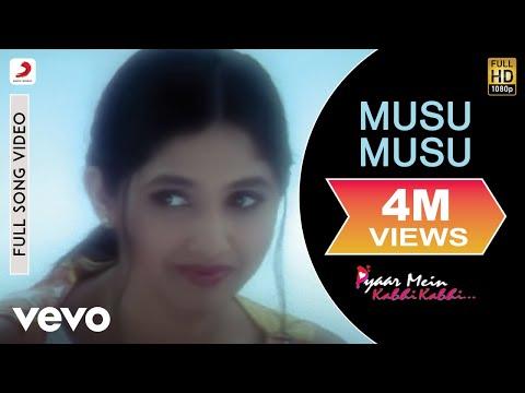 Musu Musu Full Video - Pyaar Mein Kabhi Kabhi Dino Morea,Rinke Shaan Vishal Dadlani
