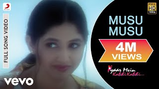 Musu Musu Full Video - Pyaar Mein Kabhi Kabhi|Dino Morea,Rinke|Shaan|Vishal Dadlani