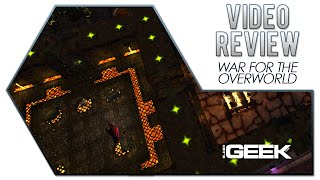 War for the Overworld Video Review