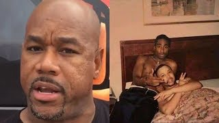 Wack 100 Disrespects 2Pac's Grave By Posting A DISTURBING Picture Of Pac With A Man!!