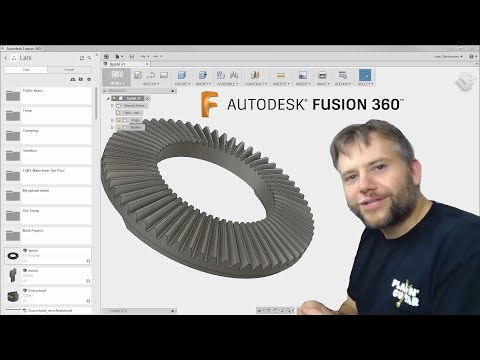 Fusion 360 Tutorial — 5 Things Beginners Want to Know about Fusion 360