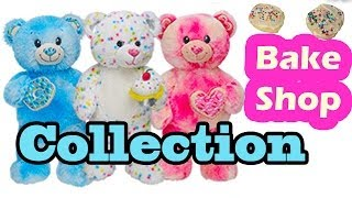 Bake Shop Build A Bear Collection Tour Plush Review