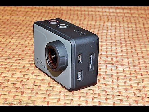 Бюджетная экшн камера MGCool Explorer 3  со стабилизацией при съемке 4К WifI и крутым дисплеем