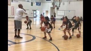 basketball dribble and handling class | TigerFamilyLife~