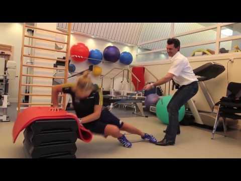 Lara Gut im Training