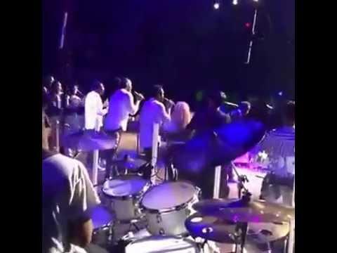Tye Tribbett and GA Reunion 2016  Backstage View Spanky Edition