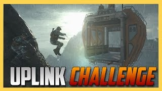 UPLINK CHALLENGE! Hop to container and back without DYING.
