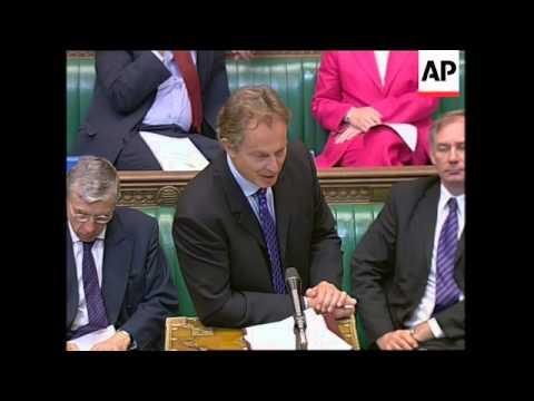Blair hopes plans to train Iraqi security ready soon