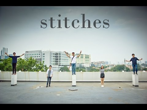 Shawn Mendes - Stitches (360 VIDEO! eclat cover)