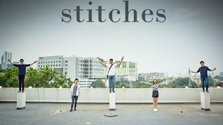 Shawn Mendes - Stitches (360 VIDEO! eclat cover) MP3