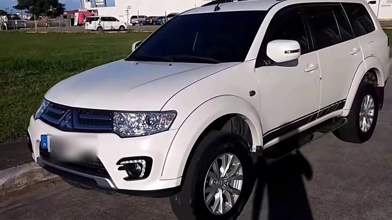 Mitsubishi mitsubishi montero sport 2015 : 2015 montero sport - YouTube