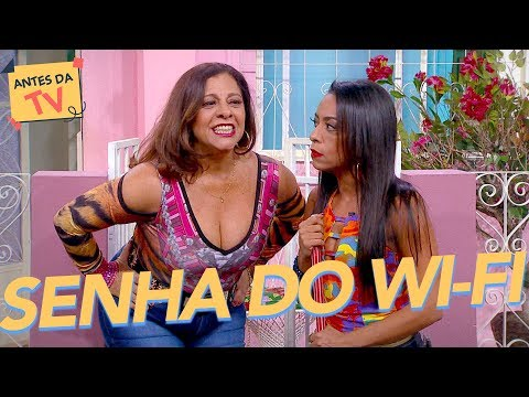 Senha do Wi-fi – Dona Jô + Jéssica + Ferdinando – Vai Que Cola – Humor Multishow